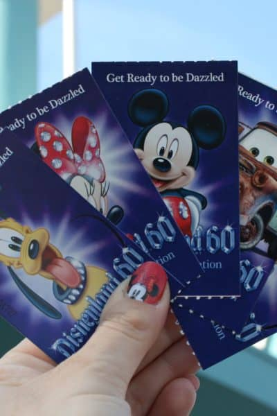 All You Need to Know About Disneyland Tickets
