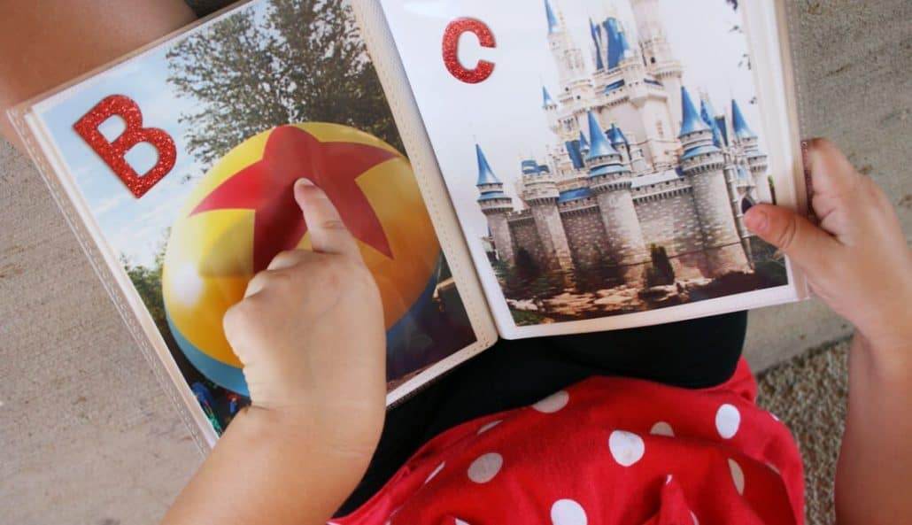 Waiting in line at Disney can't always be avoided but here are 12 constructive ways to spend the time in queue that will entertain and occupy your family (lots of ideas for keeping toddlers and kids busy in line at the Disneyland and Walt Disney World parks!)
