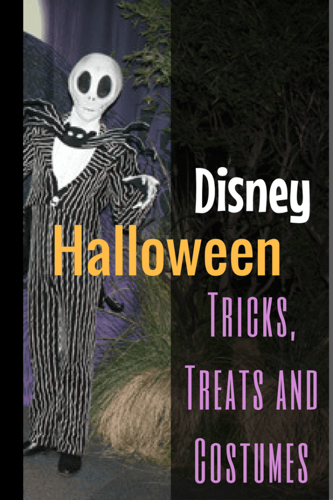 Add a bit of Disney Halloween magic to your trick or treat festivities!