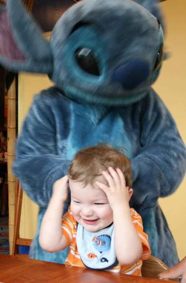 Dining with a Baby at Disney? Follow these 9 expert tips!