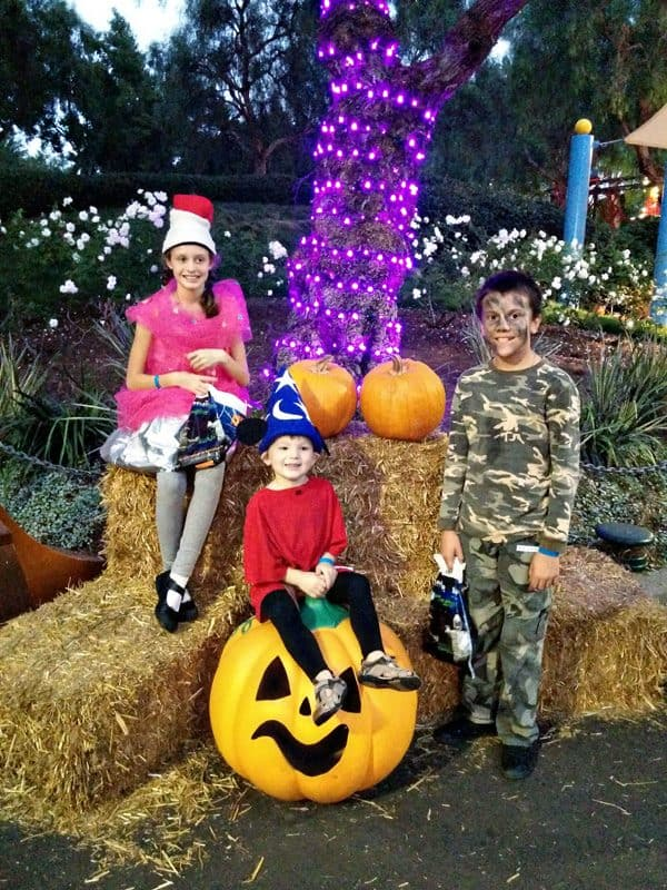 LEGOLAND® California Resort Brick-or-Treat Party Nights Halloween Celebration