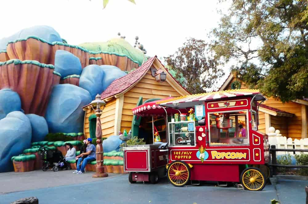 Don't forget Mickey's Toontown in Disneyland for Preschoolers on your California vacation. This is the guide on what rides to do, where to play and most important, how to meet Mickey and Minnie! #Disneyland #Disney #FamilyTravel #California