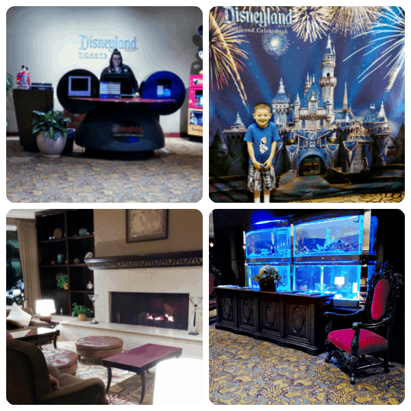Disneyland Vacation Giveaway at the Anaheim Majestic Garden Hotel