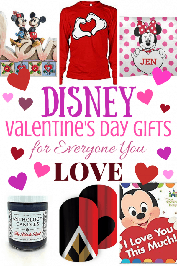 Special Disney Valentine's Day Gifts They'll Love