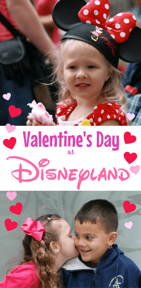 Lovely Ways to Celebrate Valentine's Day at Disneyland