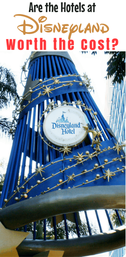 Disneyland Resort Vs. Good Neighbor Hotels? Tips on how to choose the right spot for your family vacation in California with advice on picking the hotel that works for you.
