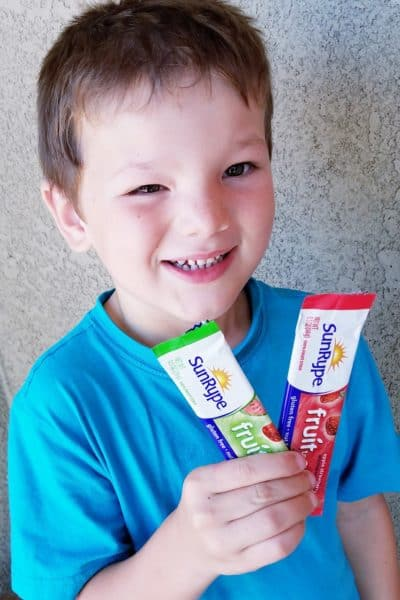 Back to School Snacks on the Go from SunRype *GIVEAWAY*