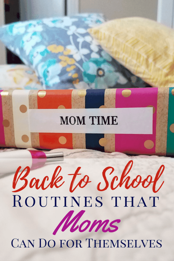 "How can moms REALLY rock back to school season? Here are a few ways I'm taking back ""back to"" season for myself!"