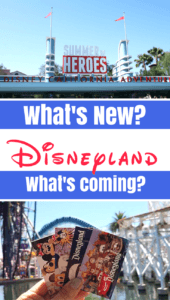 What's new & what's coming to Disneyland? Find out more about MaxPass, Guardians of the Galaxy: Mission Breakout and more!
