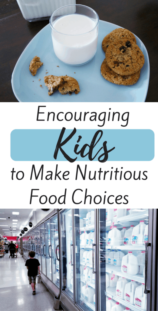 How can we encourage kids to make the most nutritious food choices? These tips help incorporate complete proteins, vitamins and essential nutrients. #MyMilkMyWay #ad