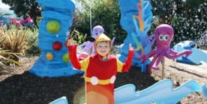 Family Fun at SeaWorld San Diego Halloween Spooktacular