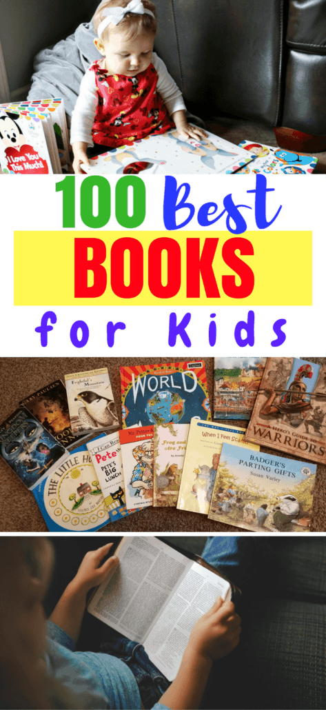 Gift guide to the best books for kids, including a bunch you've never heard of!