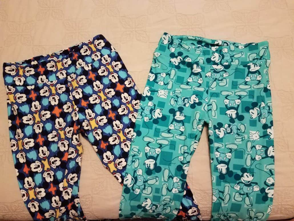 Buying your first LuLaRoe clothing? See my LuLaRoe legging review