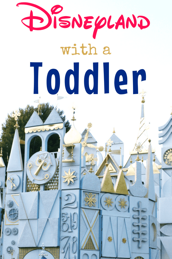 Thinking about taking your toddler to Disneyland? This one-day Disneyland with toddlers itinerary has all the insider tips for a magical day! #Disneyland #toddler #disney #FamilyTravel #California #TravelwithKids #Toddlers #ToddlerTravel #TravelTips