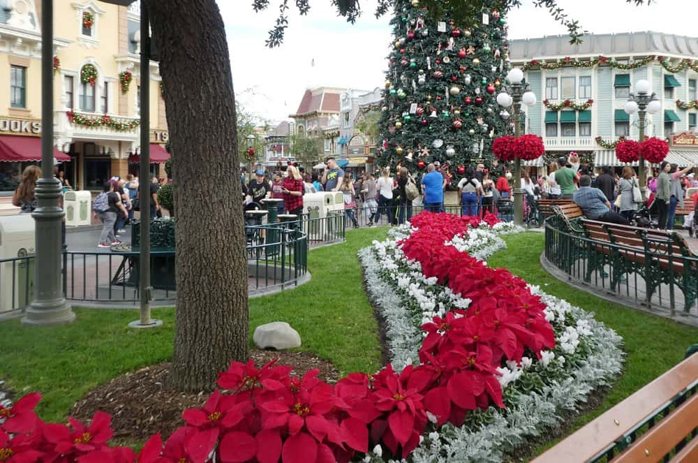 These tips for Holidays at Disneyland will help you navigate crowds & enjoy the most magical winter vacation! #Disneyland