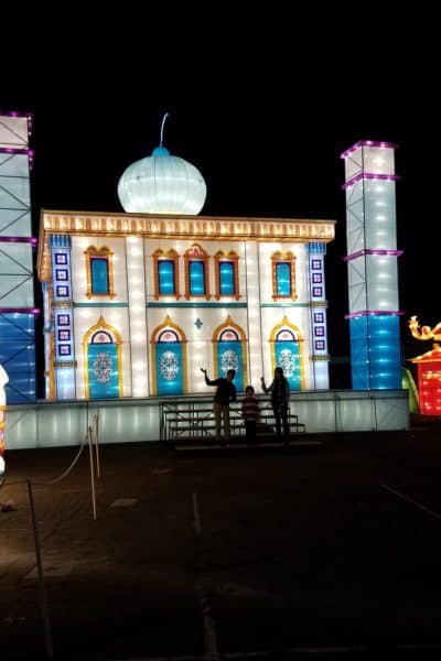 Global Winter Wonderland Review – Holiday Show in San Diego