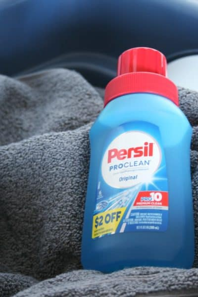 Kids Laundry Hacks with Trial Size Persil® from Target®
