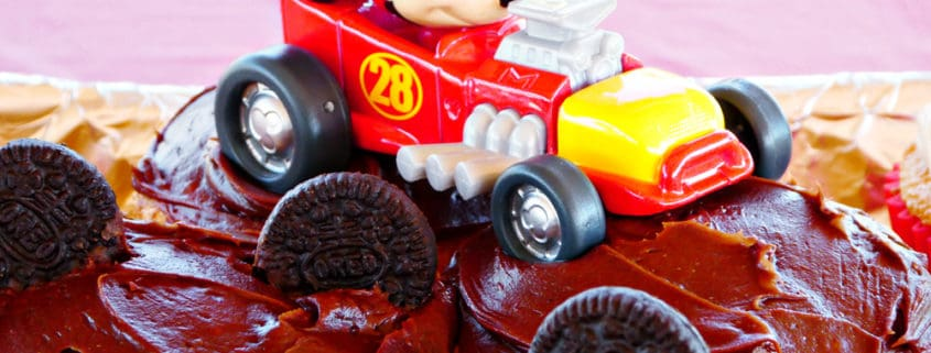 Mickey and the Roadster Racers birthday party ideas that are quick, easy and inexpensive!