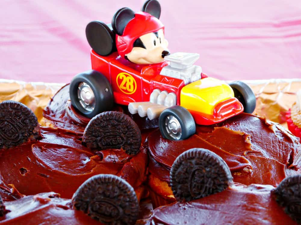 Mickey And The Roadster Racers Birthday Party Free
