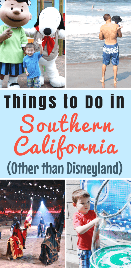 Of course you can't miss Disneyland when visiting SoCal! There are so many great things to do in Orange County with kids! These are the top 10 can't-miss things to see and do in Southern California (other than Disneyland!) #VisitBuenaPark #Snoopy