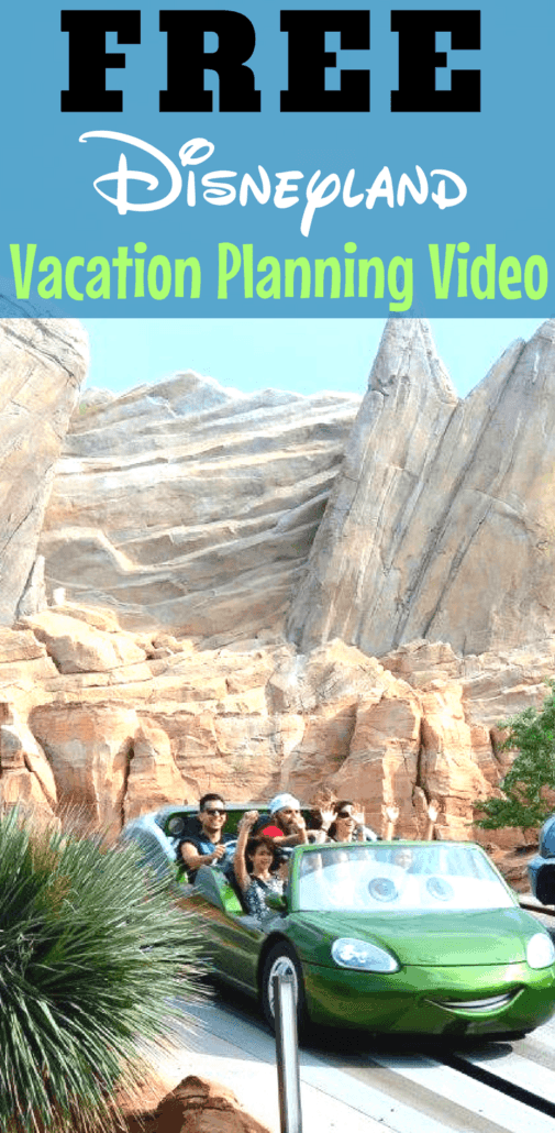 Planning a Disneyland vacation? See how you can get your own FREE Disney vacation travel planning video to find out all you need to know about your next California Disney vacation.