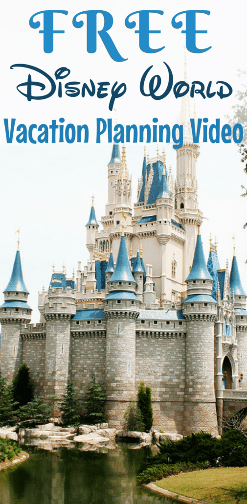 Planning a Walt Disney World vacation? See how you can get your own FREE Disney World vacation travel planning video to find out all you need to know about your next Disney vacation.