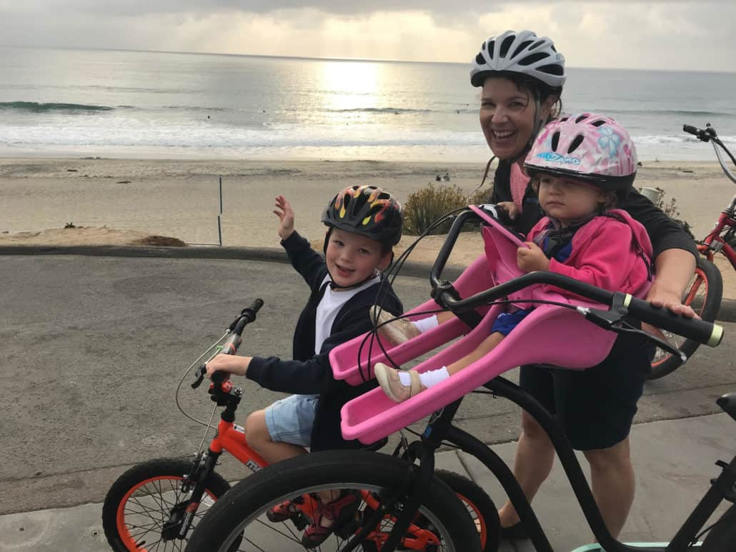Dozens of ideas on outdoor activities to do with kids in San Diego, from the beaches to the mountains (and everywhere in between!) Includes suggestions for FREE events and locations as well #SanDiego