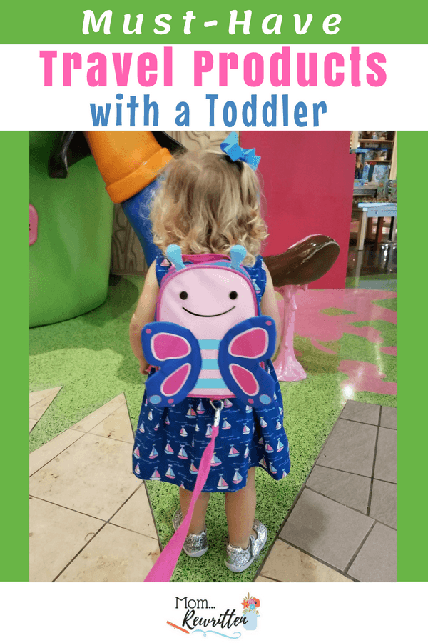Great travel products and accessories can make your vacation so much better! Check out these family vacation must-haves (including these items that are toddler must-haves!) for your next trip. #Travel #TravelwithKids #FamilyTravel #Vacation #Toddler #ToddlerTravel