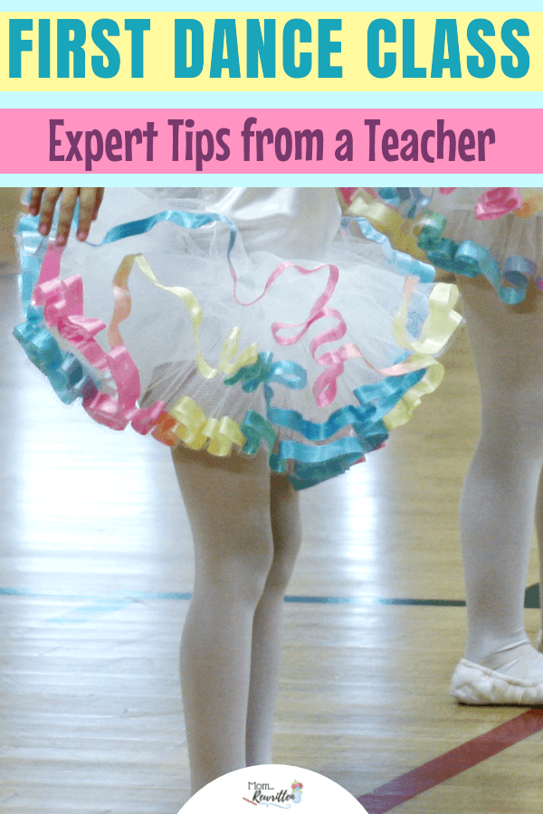 Thinking about first dance lessons for your kid? An expert dance teachers shares her tips on what to expect of a first dance lesson, how to choose a studio, what to wear & prepping your dancer! #Dance #Lessons #Kids #Teaching #Ballet #Tap #Jazz