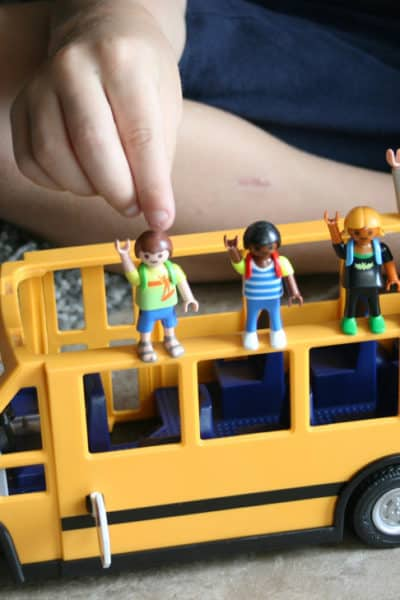 The Importance of Free Time and Benefits of Imaginative Play