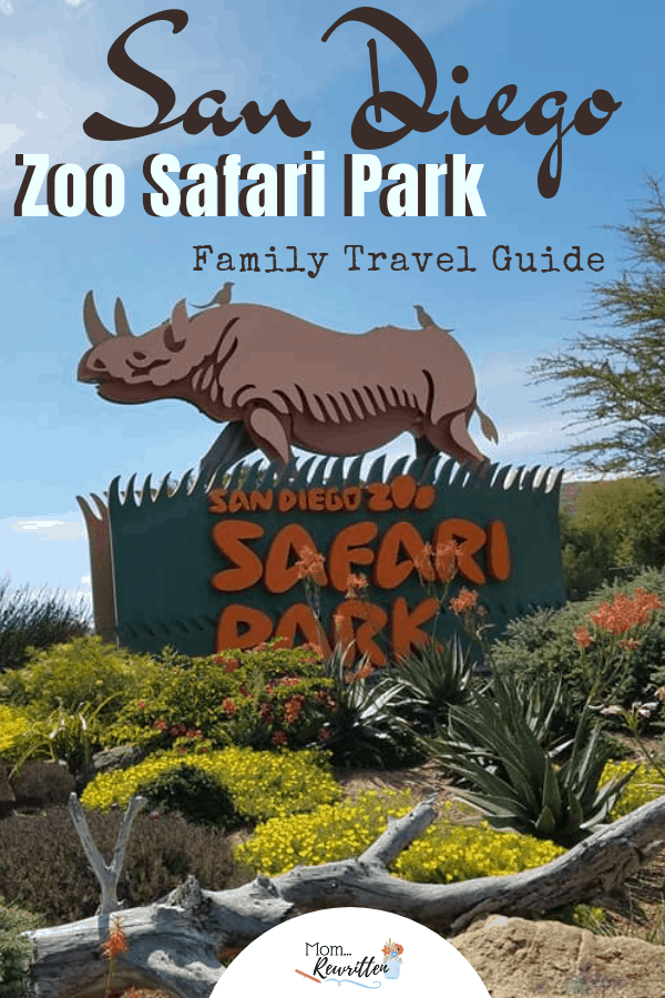 Visiting the San Diego Zoo Safari Park with kids? Read this ultimate guide of family travel tips on what animals to see, what's new at this popular Safari Park in Southern California, how to navigate with a map and where to purchase discounted tickets for the San Diego Zoo Safari Park. #California #SanDiego #SanDiegoZoo #Zoo #Travel #SoCal #ThemeParks #SafariPark | San Diego Safari Park | Travel with Kids | Family Travel | California Vacation | San Diego Theme Park | California Zoo