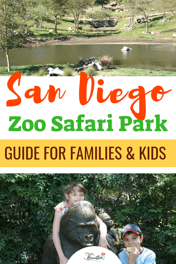 Visiting the San Diego Zoo Safari Park with kids? Read this ultimate guide on what to do and see, what's new at the Safari Park, how to navigate and where to purchase discounted tickets for the San Diego Zoo Safari Park. #California #SanDiego #SanDiegoZoo #Zoo #Travel #TravelwithKids #FamilyTravel #SoCal #ThemeParks #SafariPark