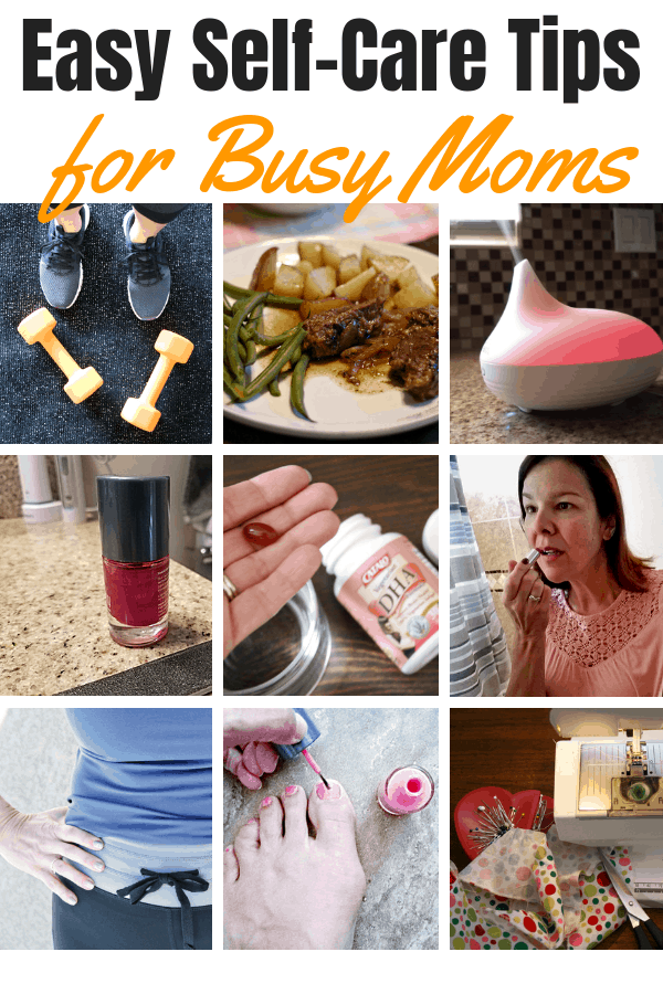 "Busy moms need to practice self-care or else suffer burn out! Here are 14 easy ways that moms can squeeze in ""me time"" that will refresh and recharge them for parenting and whatever else! #SelfCare #Women #CataloMom ad"