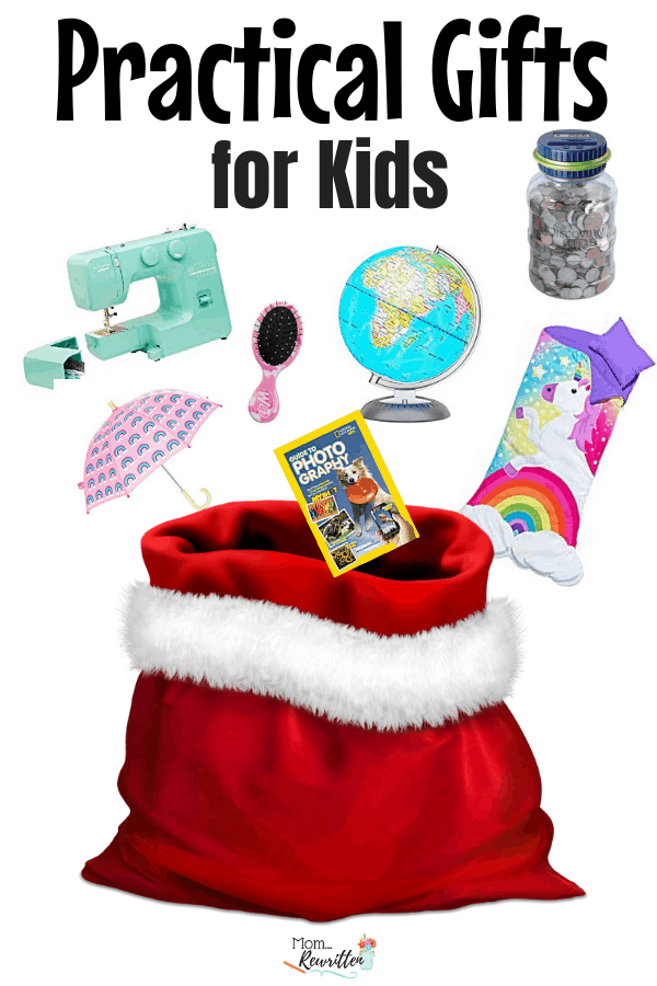 "Looking for practical gifts for kids this holiday? I've got 100+ ideas for boys and girls that are both practical and fun! These gifts include hobby builders, family gifts, learning toys, and gifts to encourage exercise and outdoor activity. There are even some reasonably priced and practical tech gifts! These children's gifts are sure to be a hit this Christmas season and there's not a ""hot toy"" among the list. 